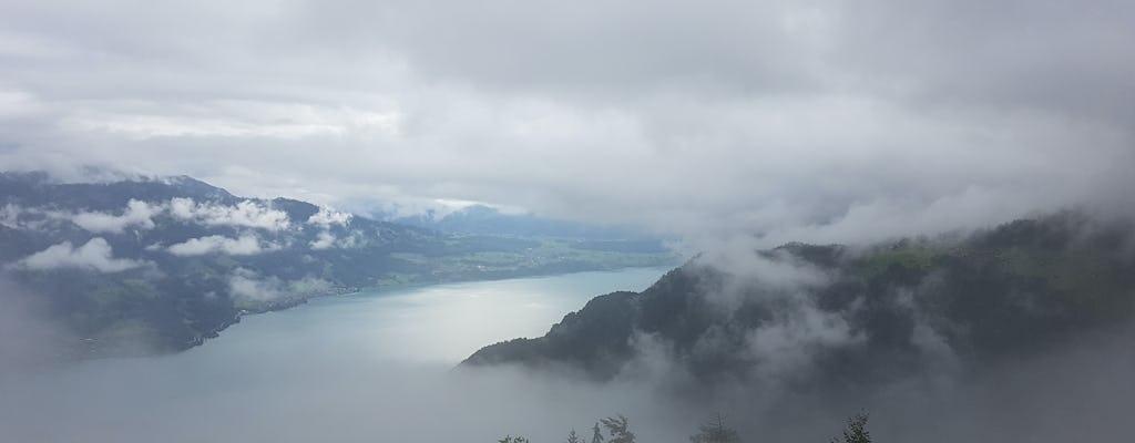 Tour pela cidade de Interlaken e ascensão do Harder
