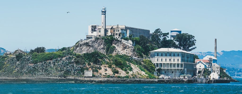Tour a pie por Fisherman's Wharf y visita a Alcatraz