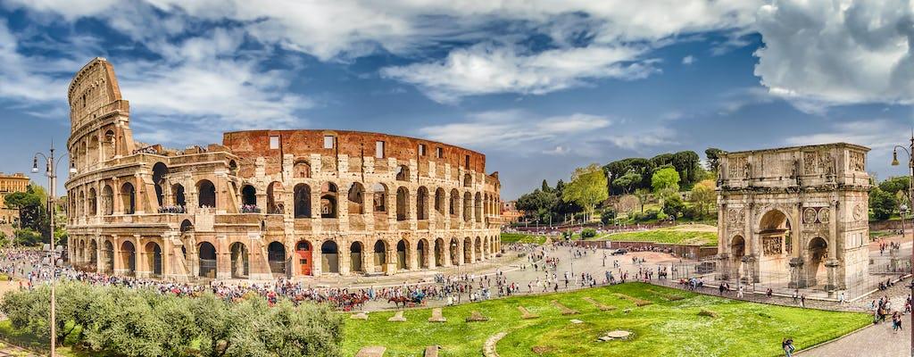 La vita segreta dei romani gioco di esplorazione e tour