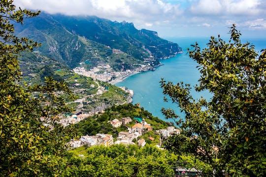 Ravello, Amalfi Coast & Sorrento