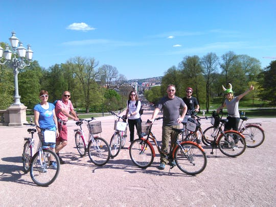 Private 3-hour bike tour in Oslo