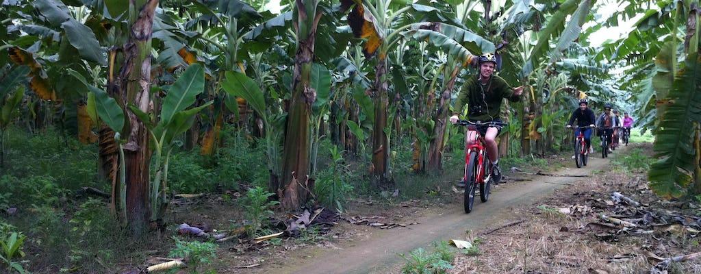Passeio guiado de bicicleta pelos arredores de Hanói