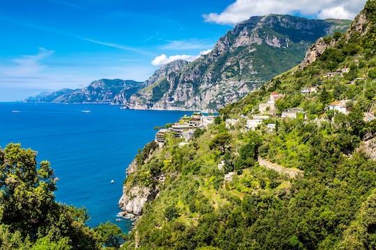 Boat Trip to Positano & Amalfi