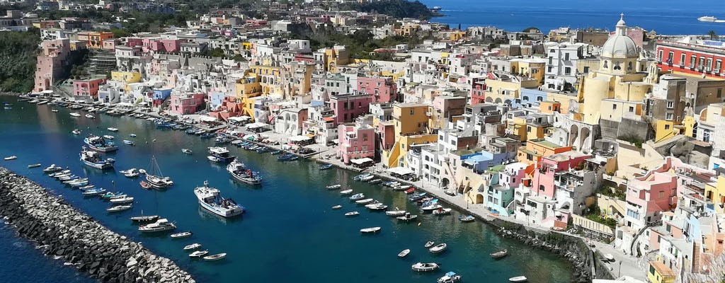 Procida with Limoncello tasting
