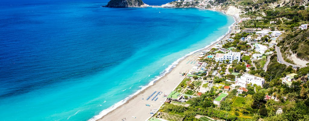 Ischia Island Tour by Boat