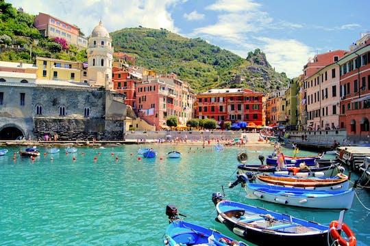 Excursion d'une journée en petit groupe aux Cinque Terre au départ de Florence