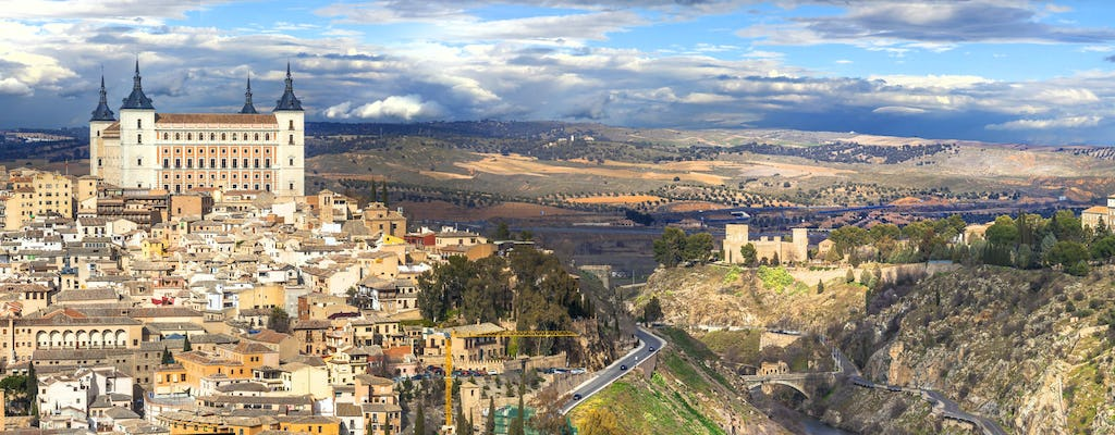 Toledo exclusive private tour from Madrid
