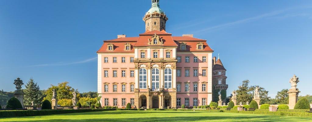 Вход в замок Ксенж билета и индивидуальная экскурсия из Вроцлава