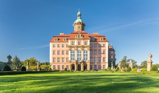 Ksiaz Castle entrance ticket and private guided tour from Wroclaw