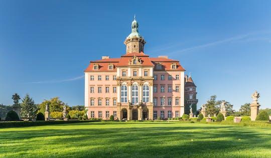 Eintrittskarte für das Schloss Ksiaz und private Führung ab Breslau