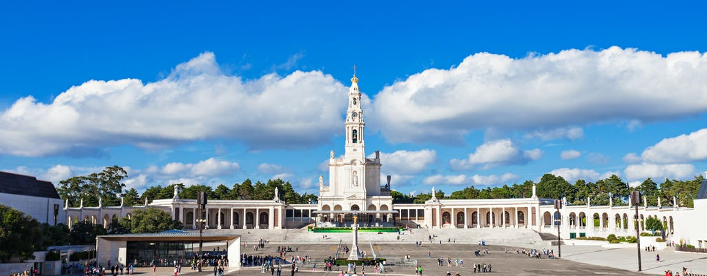 Tour privato di Fatima, Batalha, Nazaré e Obidos da Lisbona