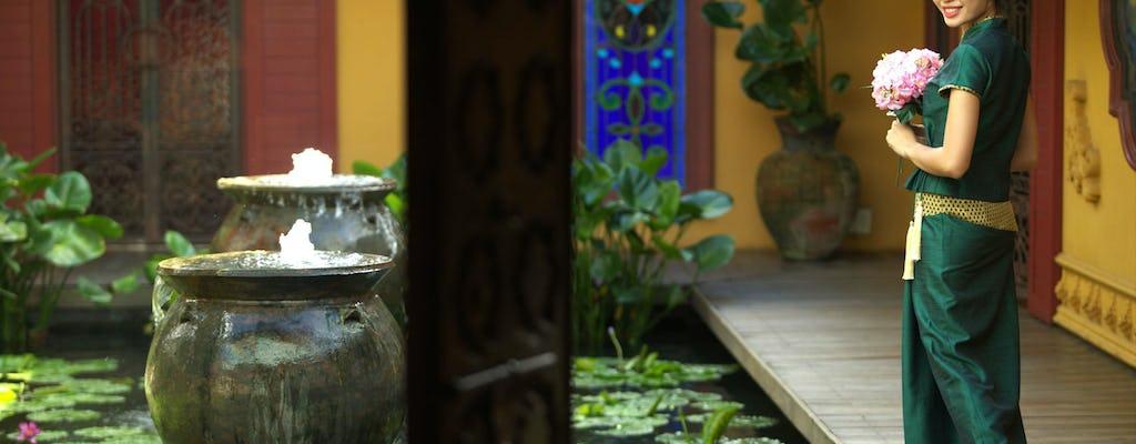 Massagebehandlungen im Oasis Spa Chiang Mai