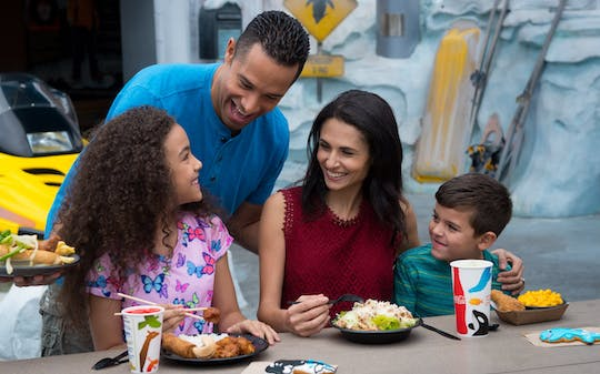 SeaWorld® Orlando All Day Dining Deal