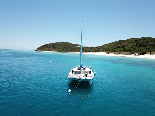Whitsundays adventurer  2 days 2 nights