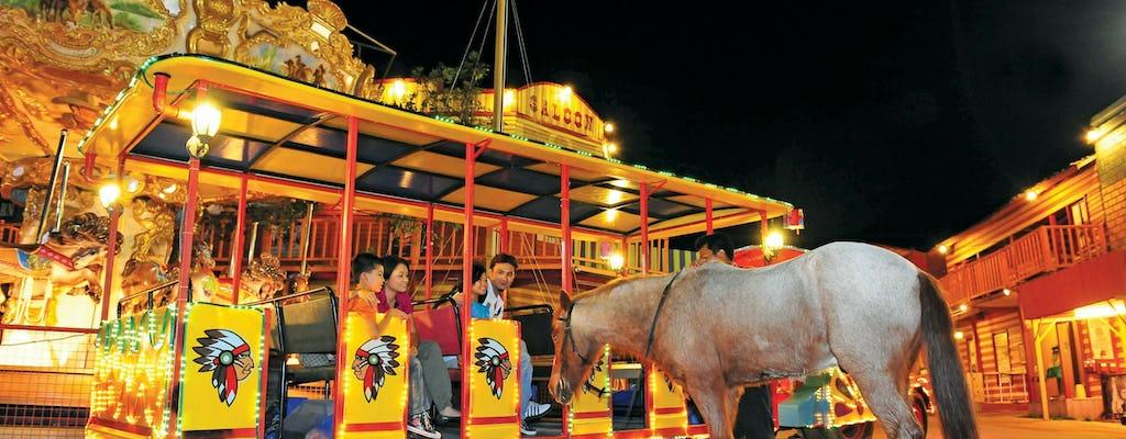 A'Famosa Theme Park entrance ticket