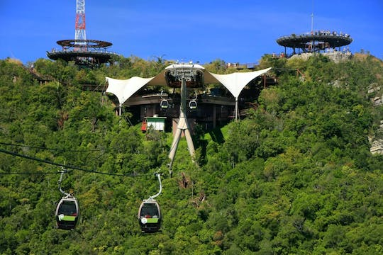 Langkawi Cable car combo package skip the line ticket