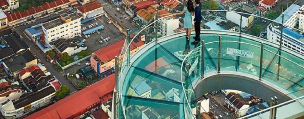 Penang Rainbow Skywalk y las mejores entradas para la plataforma de observación de Komtar