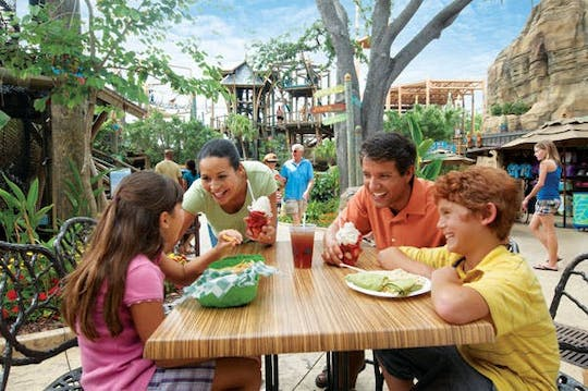 Busch Gardens Tampa All Day Dining Deal