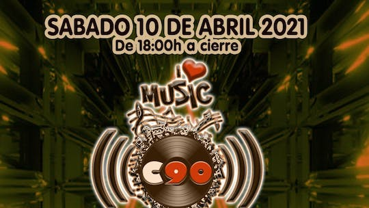 Club 90 Sabado 10 Abril
