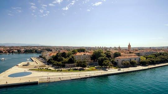 Zadar Stadtbesichtigung