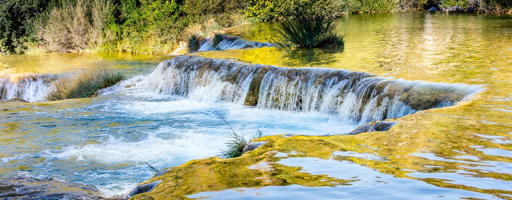 Šibenik und Krka-Nationalpark Erlebnis