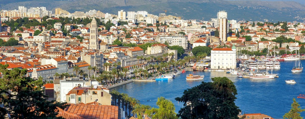 Private Tour of Split and Trogir