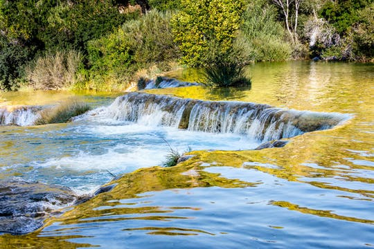 Sibenik en Krka Nationaal Park Tocht