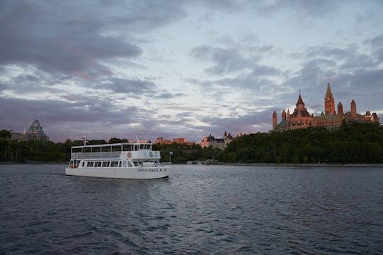 Paul's Boat Lines Ottawa River Cruise