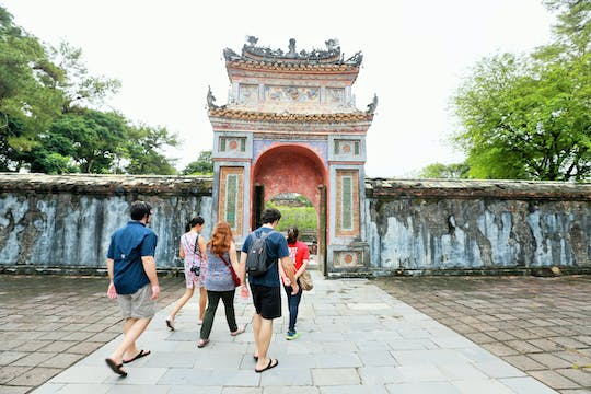 Private Hue imperial city full-day tour