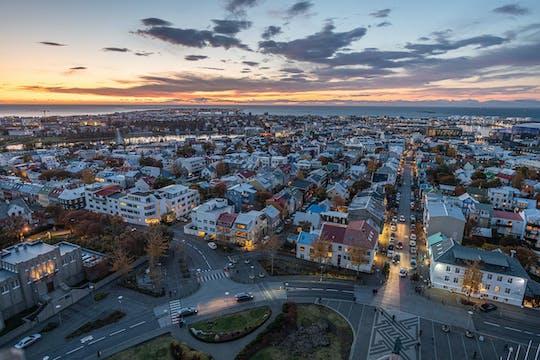 Descubra Reykjavik com um fotógrafo profissional