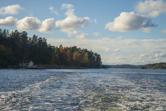 День-фотография - Стокгольмский архипелаг