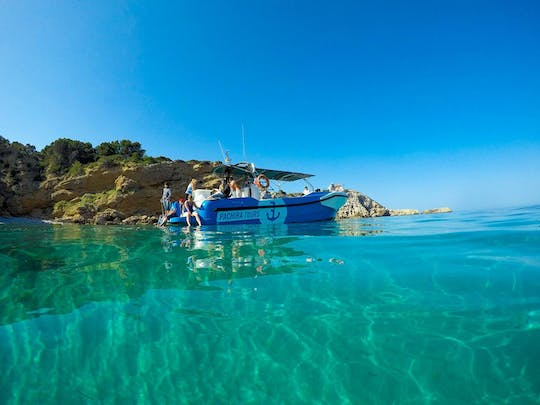 Boat Tours from Fornells