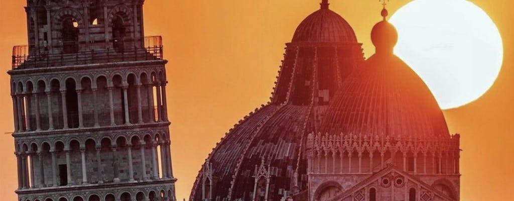 Excursión privada de un día a Pisa y Lucca desde Florencia