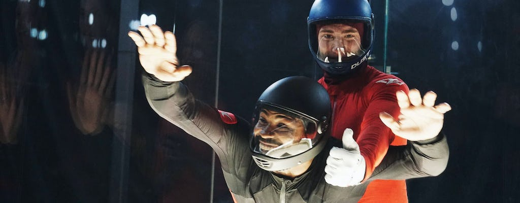 iFLY Baltimore indoor skydiving experience