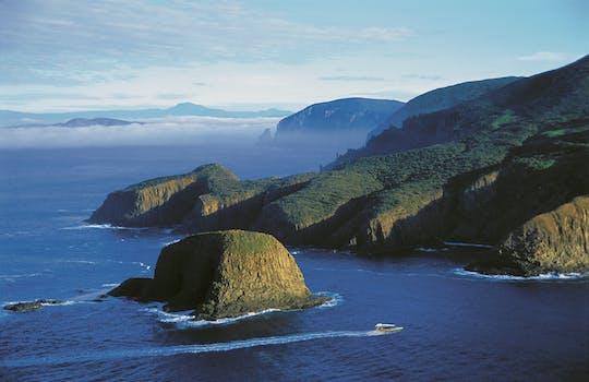 Остров Бруни круизы однодневный тур из Хобарт