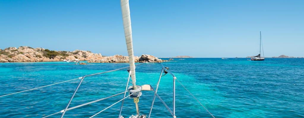 Full-day excursion to La Maddalena Archipelago from Olbia