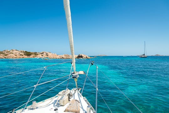 Full-day excursion to La Maddalena Archipelago from Olbia
