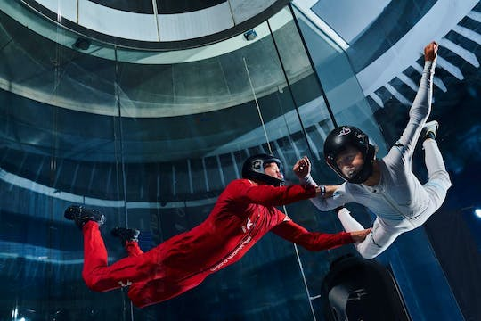 iFLY Chicago Lincoln Park Indoor-Skydiving-Erlebnis