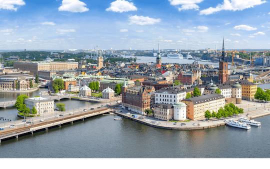 Personalized private tour of Stockholm with a local