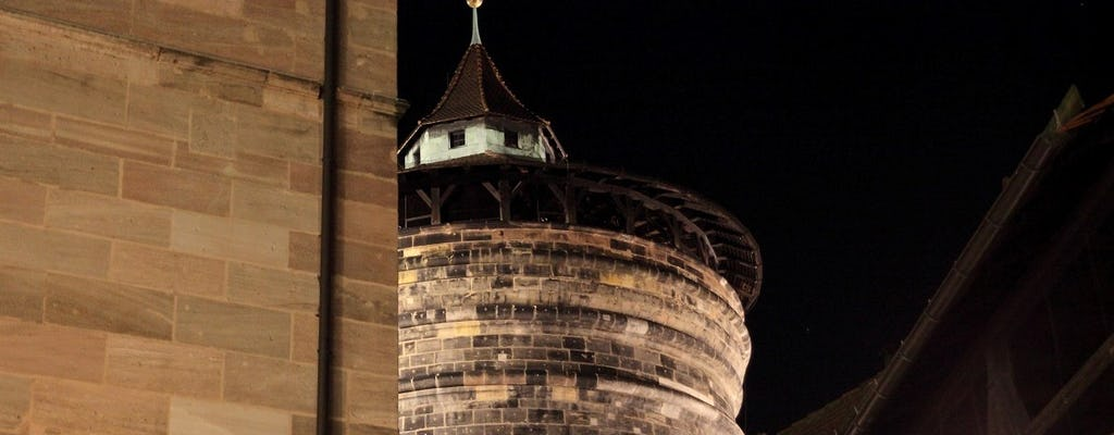 Nürnberger Altstadtführung im Abendlicht