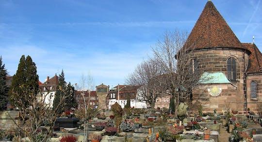 Führung St. Johannisfriedhof und Hesperidengärten Nürnberg
