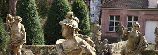 Guided walk through Nuremberg's gardens