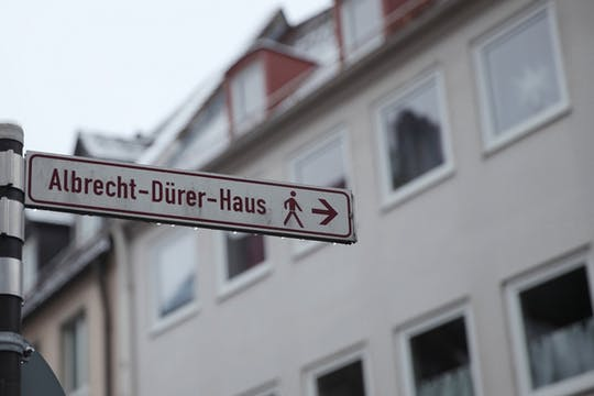 Nürnberger Stadtführung auf den Spuren Albrecht Dürers