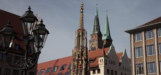 Nuremberg city tour in historical dress