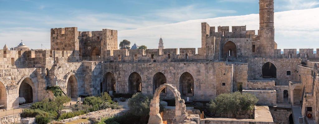 Segreti del tour privato della Gerusalemme sotterranea