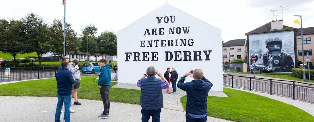 Derry's Bogside history walking tour