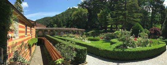 Ingressos para o Jardim do Palazzo Fantini