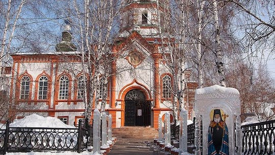 The best of Irkutsk walking tour