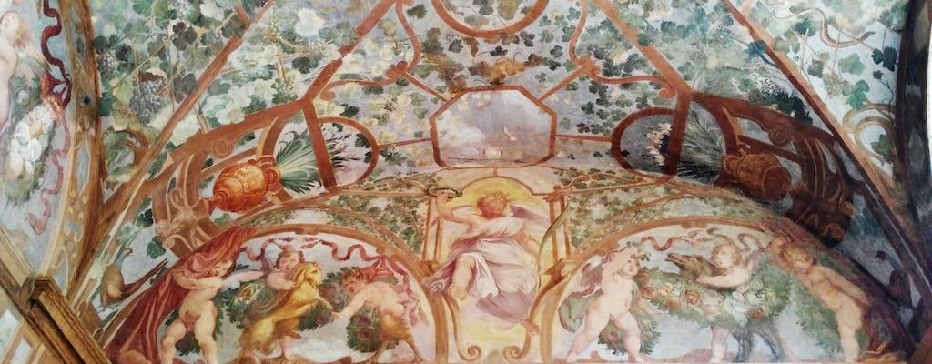 Áudio tour dos palácios romanos com ingresso para o Museu Nacional Romano