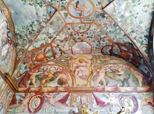 Audio tour dei palazzi romani con biglietto per il Museo Nazionale Romano